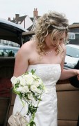 Bridal Handtied incorporating a construction – St Nicholas Church, Witham Essex