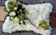 Funeral Flower Tribute