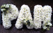 Funeral Flower Name Tribute