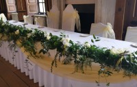 Top Table Runner - Gosfield Hall, Gosfield Essex